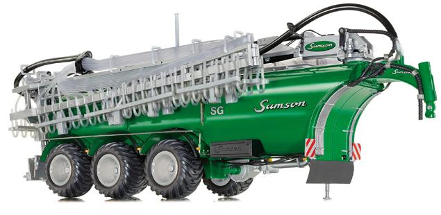 Wiking 7311 Samson Fasswagen SG28