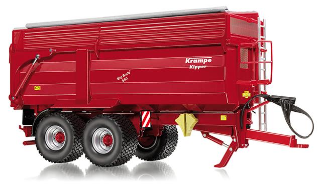 Wiking 7339 Krampe Big Body 650