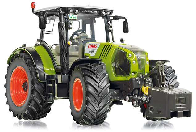 Wiking 7324 Claas Arion 640
