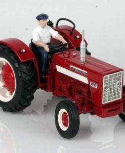 Replicagri 031 IH International 624 Diesel mit Fahrer