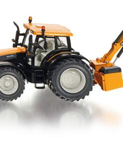3659 Traktor mit Kuhn Böschungsmähwerk