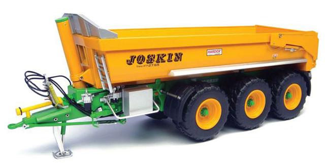 UH 4268 Joskin Trans KTP 27/65 TRM