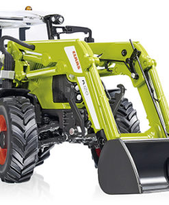 Wiking 7829 Claas Arion 430 mit Frontlader 120